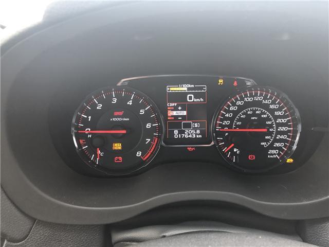 2018 Subaru WRX STI  (Stk: P1702) in Whitchurch-Stouffville - Image 6 of 9