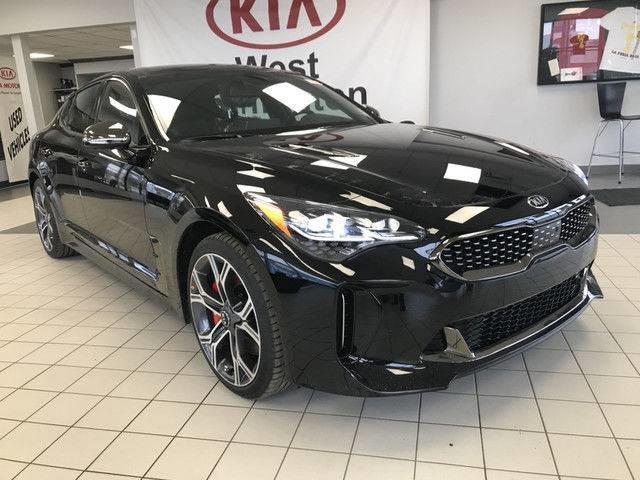 2018 Kia Stinger GT Limited (Stk: 20991) in Edmonton - Image 1 of 17