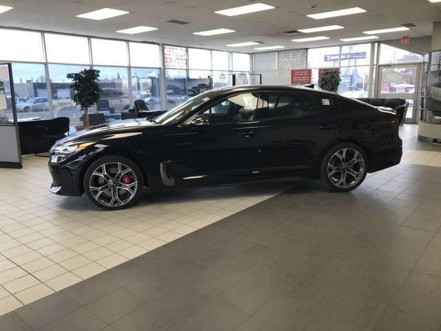 2018 Kia Stinger GT Limited (Stk: 20991) in Edmonton - Image 4 of 17