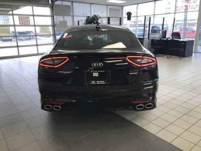2018 Kia Stinger GT Limited (Stk: 20991) in Edmonton - Image 6 of 17