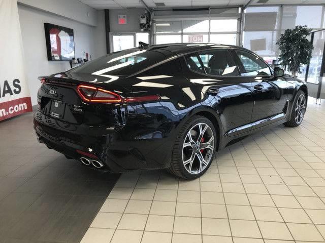 2018 Kia Stinger GT Limited (Stk: 20991) in Edmonton - Image 7 of 17
