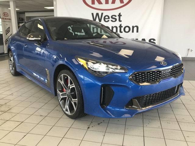 2018 Kia Stinger GT Limited (Stk: 21071) in Edmonton - Image 1 of 21