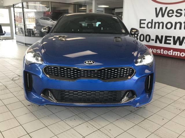 2018 Kia Stinger GT Limited (Stk: 21071) in Edmonton - Image 2 of 21