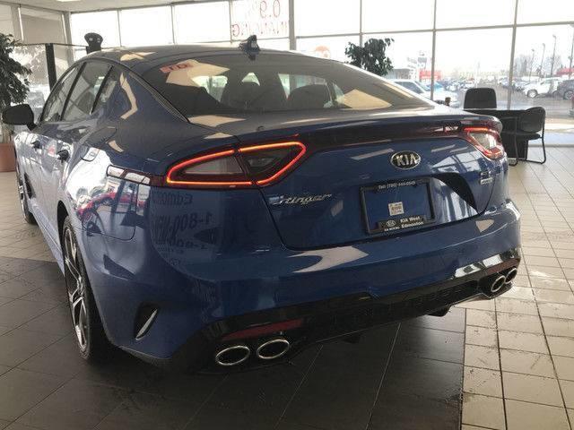 2018 Kia Stinger GT Limited (Stk: 21071) in Edmonton - Image 5 of 21