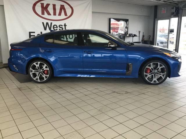 2018 Kia Stinger GT Limited (Stk: 21071) in Edmonton - Image 8 of 21
