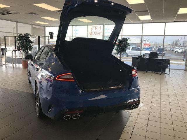 2018 Kia Stinger GT Limited (Stk: 21071) in Edmonton - Image 13 of 21