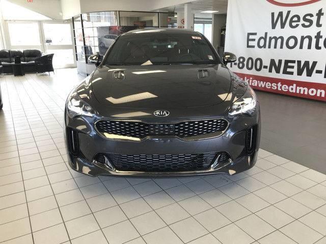 2018 Kia Stinger GT Limited (Stk: 21125) in Edmonton - Image 2 of 18