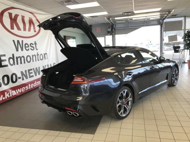 2018 Kia Stinger GT Limited (Stk: 21125) in Edmonton - Image 10 of 18