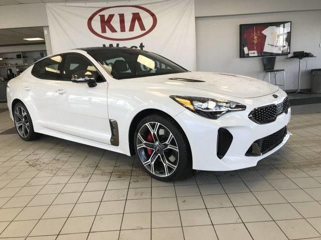 2018 Kia Stinger GT Limited (Stk: 21135) in Edmonton - Image 1 of 20