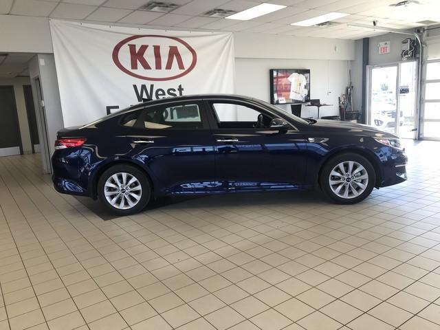 2018 Kia Optima LX+ (Stk: 21119) in Edmonton - Image 8 of 19