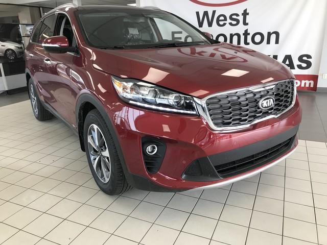 2019 Kia Sorento 3.3L EX+ (Stk: 21157) in Edmonton - Image 1 of 23
