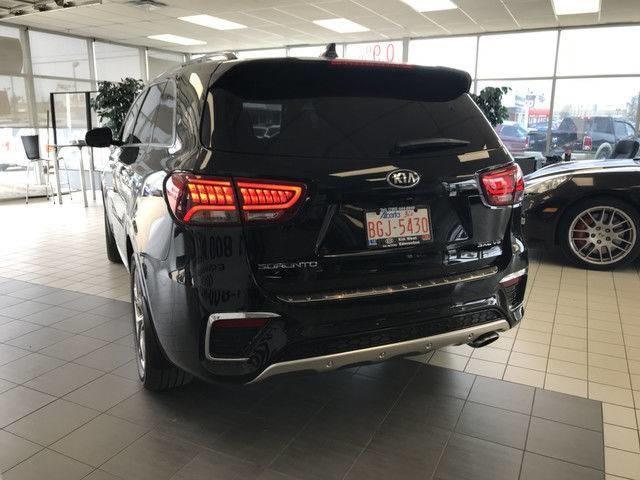 2019 Kia Sorento 3.3L SXL (Stk: 21163) in Edmonton - Image 5 of 20