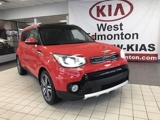 2019 Kia Soul EX Tech (Stk: 21193) in Edmonton - Image 1 of 15