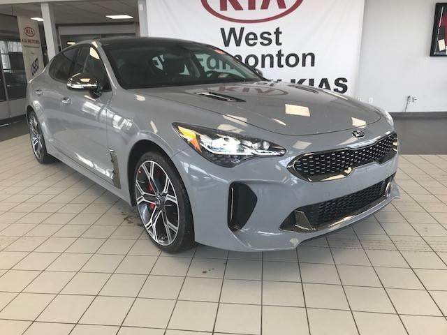 2019 Kia Stinger GT (Stk: 21213) in Edmonton - Image 1 of 25