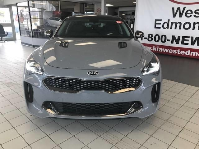 2019 Kia Stinger GT (Stk: 21213) in Edmonton - Image 2 of 25
