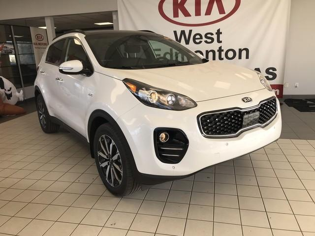 2019 Kia Sportage EX Premium (Stk: 21227) in Edmonton - Image 1 of 21