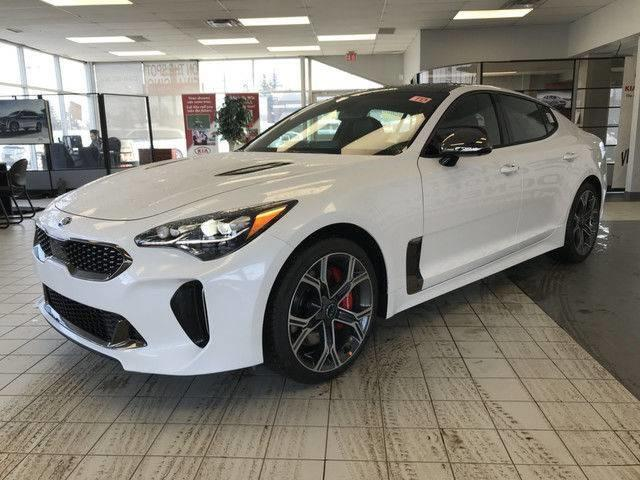 2019 Kia Stinger GT Limited (Stk: 21214) in Edmonton - Image 3 of 19