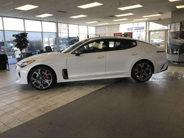2019 Kia Stinger GT Limited (Stk: 21214) in Edmonton - Image 4 of 19