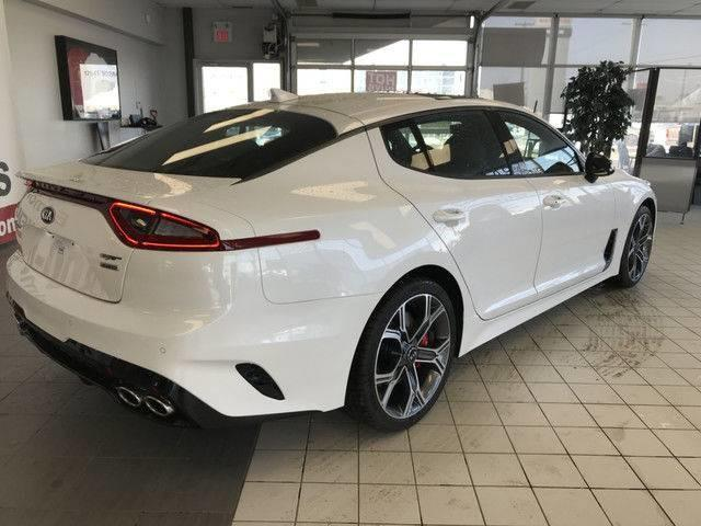 2019 Kia Stinger GT Limited (Stk: 21214) in Edmonton - Image 7 of 19
