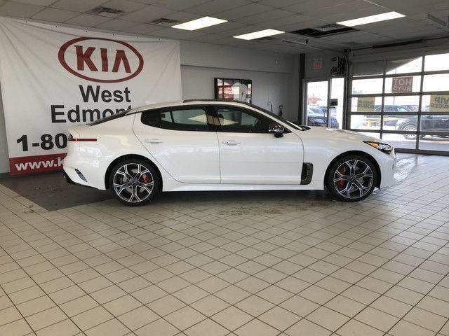 2019 Kia Stinger GT Limited (Stk: 21214) in Edmonton - Image 8 of 19