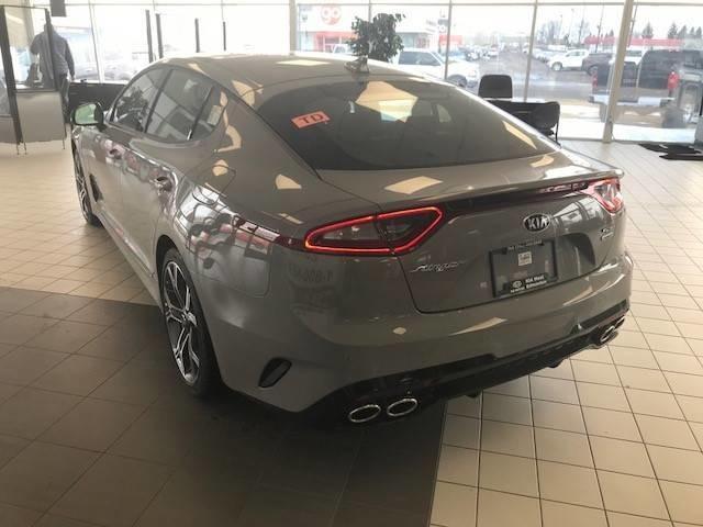 2019 Kia Stinger GT Limited (Stk: 21231) in Edmonton - Image 6 of 18