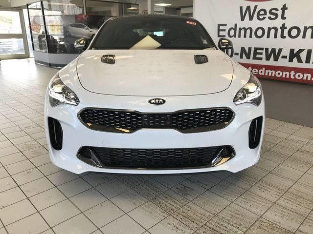 2019 Kia Stinger GT Limited (Stk: 21224) in Edmonton - Image 2 of 20