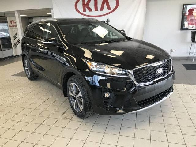 2019 Kia Sorento 3.3L EX+ (Stk: 21245) in Edmonton - Image 1 of 24