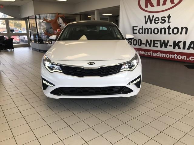 2019 Kia Optima SX Turbo (Stk: 21321) in Edmonton - Image 2 of 19
