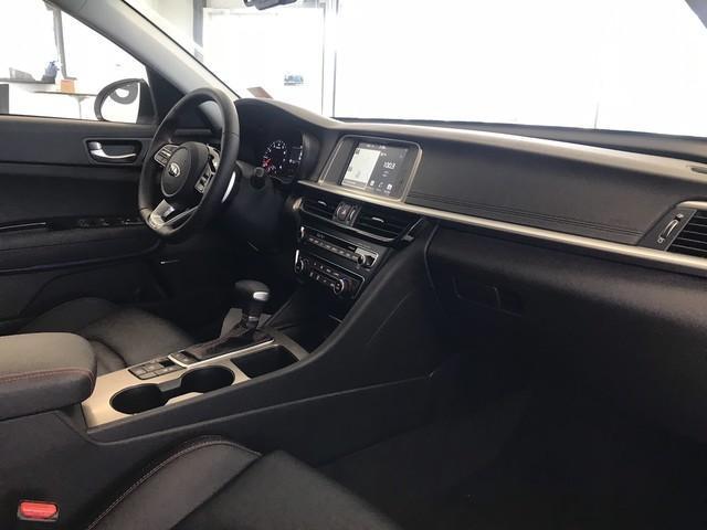 2019 Kia Optima SX Turbo (Stk: 21321) in Edmonton - Image 7 of 19