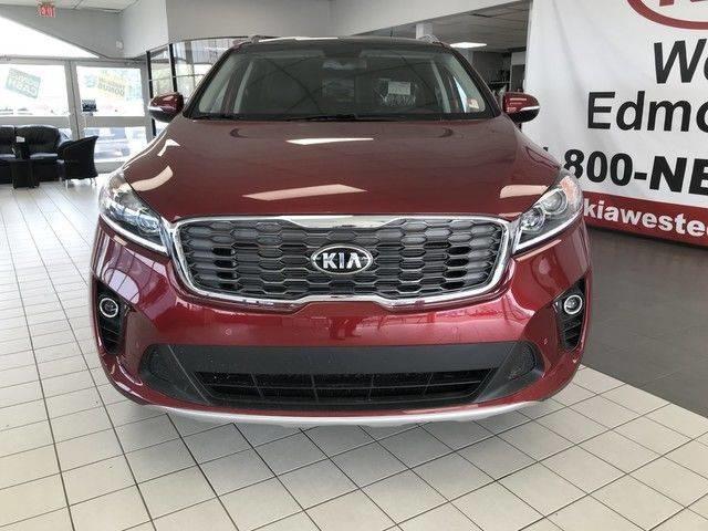 2019 Kia Sorento 3.3L EX+ (Stk: 21268) in Edmonton - Image 2 of 23