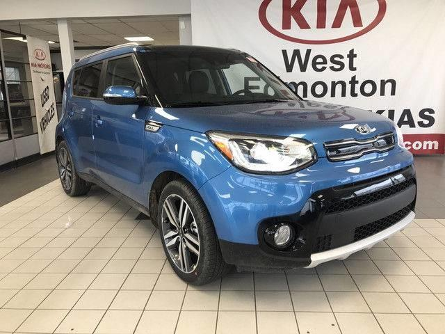 2019 Kia Soul EX Tech (Stk: 21315) in Edmonton - Image 1 of 19