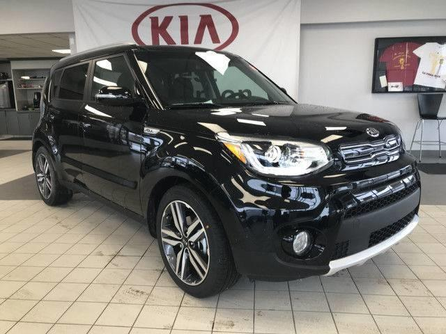 2019 Kia Soul EX Tech (Stk: 21343) in Edmonton - Image 1 of 18