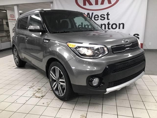 2019 Kia Soul EX Tech (Stk: 21368) in Edmonton - Image 1 of 17