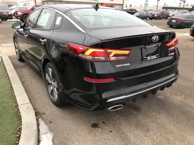 2019 Kia Optima SX Turbo (Stk: 21395) in Edmonton - Image 4 of 20