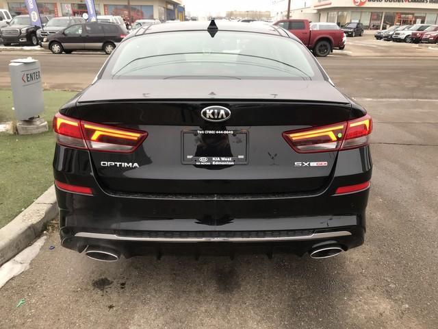 2019 Kia Optima SX Turbo (Stk: 21395) in Edmonton - Image 5 of 20