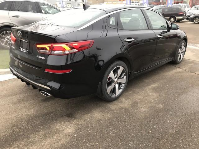 2019 Kia Optima SX Turbo (Stk: 21395) in Edmonton - Image 6 of 20