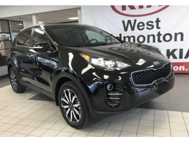2019 Kia Sportage EX Premium (Stk: 21403) in Edmonton - Image 1 of 14