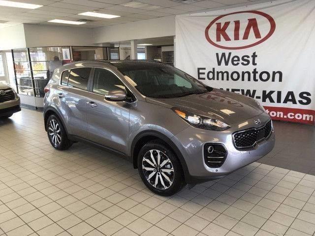 2019 Kia Sportage EX (Stk: 21412) in Edmonton - Image 1 of 24