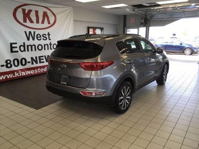 2019 Kia Sportage EX (Stk: 21412) in Edmonton - Image 3 of 24