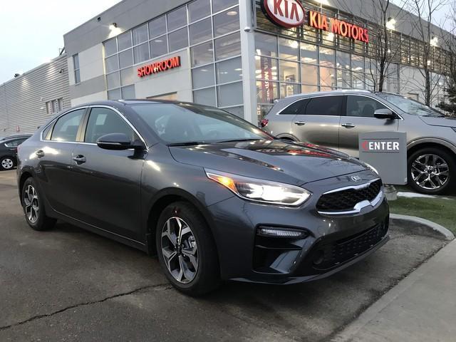 2019 Kia Forte EX+ (Stk: 21424) in Edmonton - Image 1 of 17