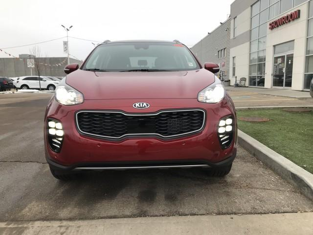 2019 Kia Sportage SX Turbo (Stk: 21432) in Edmonton - Image 2 of 19
