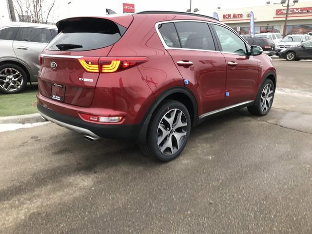 2019 Kia Sportage SX Turbo (Stk: 21432) in Edmonton - Image 6 of 19