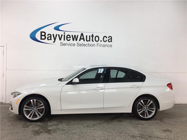 2018 BMW 330i xDrive (Stk: 33839EWA) in Belleville - Image 1 of 29
