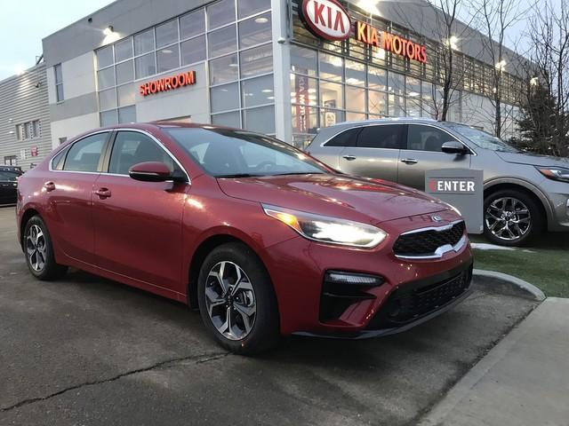 2019 Kia Forte EX (Stk: 21438) in Edmonton - Image 1 of 16
