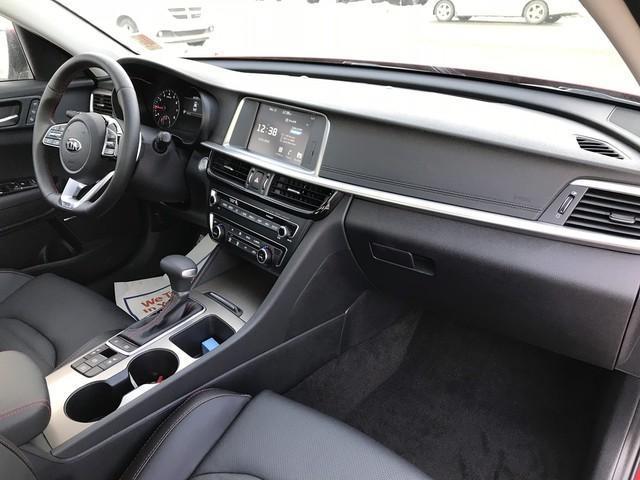 2019 Kia Optima SX Turbo (Stk: 21454) in Edmonton - Image 9 of 20