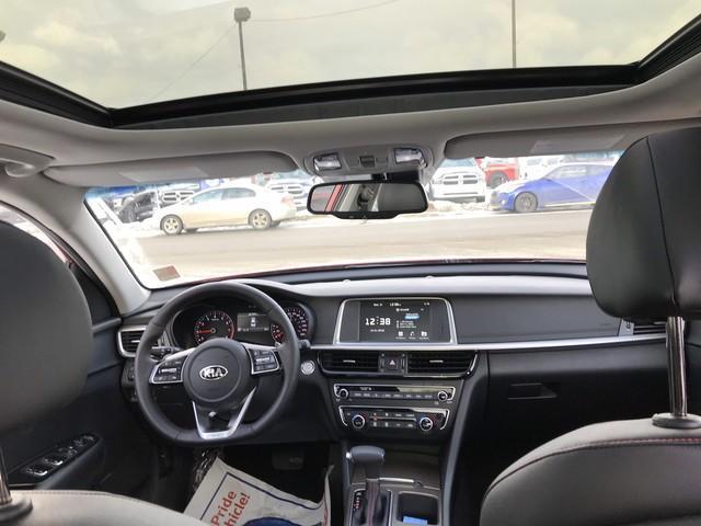 2019 Kia Optima SX Turbo (Stk: 21454) in Edmonton - Image 11 of 20
