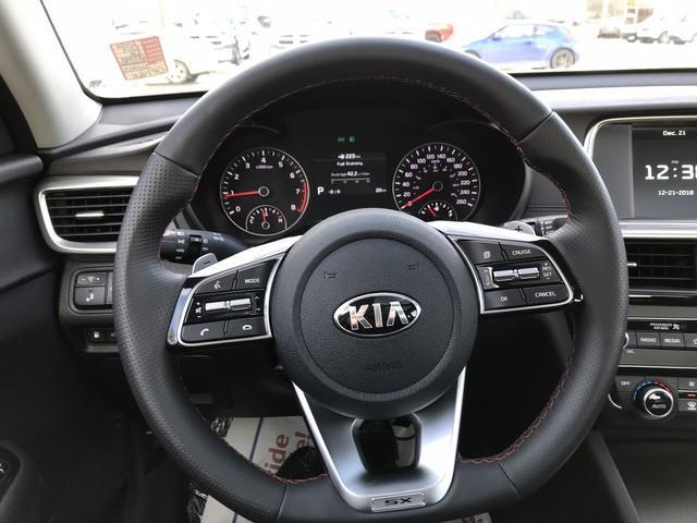 2019 Kia Optima SX Turbo (Stk: 21454) in Edmonton - Image 12 of 20