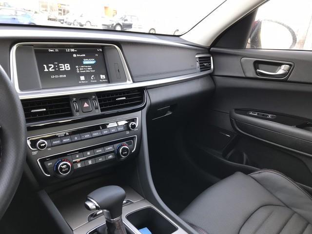 2019 Kia Optima SX Turbo (Stk: 21454) in Edmonton - Image 13 of 20