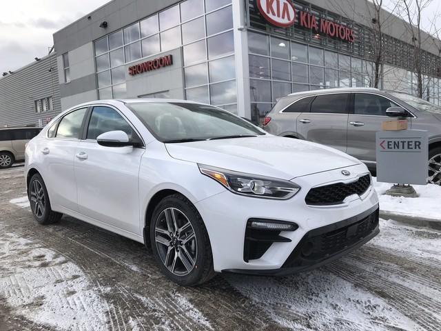2019 Kia Forte EX Premium (Stk: 21452) in Edmonton - Image 1 of 20
