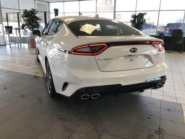 2019 Kia Stinger GT Limited (Stk: 21447) in Edmonton - Image 5 of 20